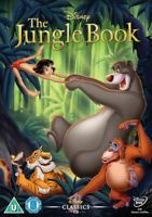 Jungle Book (DVD, 2013) NEW