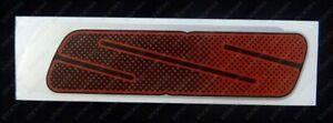 """VN SS - Boot Logo """"SS"""" Decal, Sticker, Holden, Restoration"""