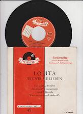 """7 """" Polydor   EP  Lolita   < wie wir sie lieben"""