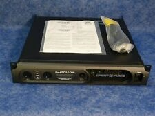 Crest Audio Pro-Lite 5.0 Professional 5000W Power Amplifier with Dsp