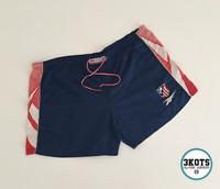 ATLETICO MADRID 1998/99 Home Football Pants XL Reebok Vintage Soccer Shorts