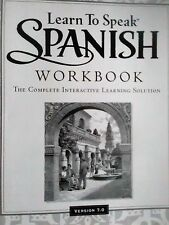The Learning Company Learn to Speak Spanish 7.0