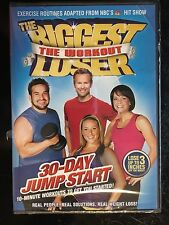 The Biggest Loser: The Workout - 30-Day Jump Start (DVD, 2009, Canadian) Sealed