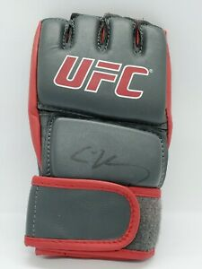 Cain Velasquez Autographed Signed UFC Training Glove CFS Free Shipping