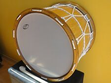 "Balkan Ethno Drum Tupan Professional Folk Instrument Handmade Size:16"",18"",20"""