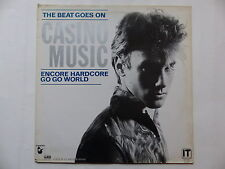 """MAXI 12"""" CASINO MUSIC The beat goes on 28225"""