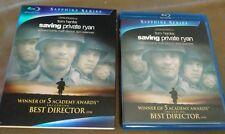 Saving Private Ryan [Sapphire Series] [2 Discs] Blu-ray Region A