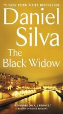 The Black Widow (Gabriel Allon Series) [New Book] Paperback, Strippable Paperb