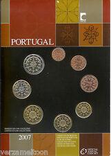 PORTUGAL FDC SET 2007     ZEER SCHAARS!!!!!