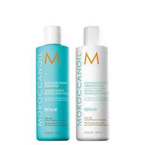 Moroccanoil Moisture Repair Shampoo and Conditioner Duo Set 2x250ml