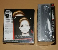 Avril Lavigne 2013 Self Titled Taiwan Ltd CD Promo T-Shirt RARE New Sealed