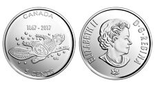 Canada 2017 150th Living Traditions 5 cents Five Cents BU