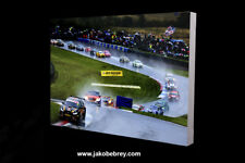 Dan Cammish BTCC Knockhill 2018 Motorsport Art Canvas