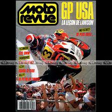 MOTO REVUE N°2843 HONDA GL 1500 GOLDWING DAYTONA CLASSIC 24 HEURES DU MANS 1988