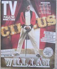 Will.i.am - TV magazine – 22 March 2014