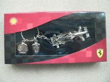Shell Ferrari Key Chain Keychain