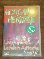 MORGAN HERITAGE Live at the London Astoria DVD NEUF