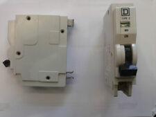 NUOVO SQUARE D QO 6A Interruttore Polo Singolo q0106ec6 C6 TIPO C 6 amp