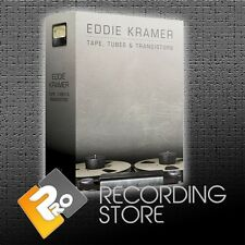 Waves Eddie Kramer Tubes Tape & Transistors Ampex Helios Pye AAX 64 RTAS VST AU