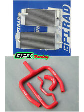 FOR KAWASAKI KXF250 KX 250 F KX250F KXF 250 2009 2010 09  radiator and Y hose