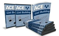 Ace List Building Method- 6 Modules (Videos and Transcripts) on 1 CD