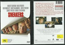 SNEAKERS ROBERT REDFORD SIDNEY POITIER DAN AYKROYD DAVID STRATHAIRN NEW DVD