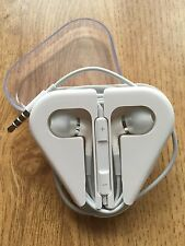 Genuine Apple iPhone 6S 6 Plus 5C 5S In Ear Cuffie VIVAVOCE CON REMOTE MIC