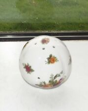 Royal Albert Old Country Roses Round Pomander