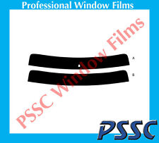Ford Transit Connect 2002-2009 Pre Cut Window Tint/Window Film/Limo/Sun Strip