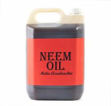 Mystic Moments Neem Carrier Oil - 100% Pure - 5 Litres (OV5KNEEM)