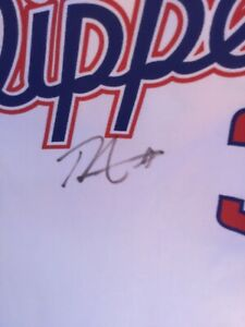 Autographed Blake Griffin #32 Los Angeles Clippers youth XL Jersey