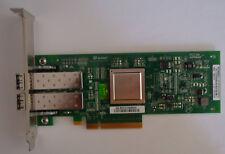 Qlogic / IBM QLE2562 2 Port PCIe Fibre Channel Card 42D0512