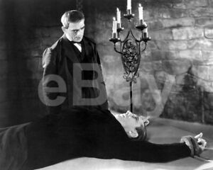 The Raven (1935) Boris Karloff, Bela Lugosi 10x8 Photo