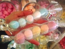 Wedding Favours Bath Bombs Gift Wrapped Job Lot X 10 (5 In Each) *