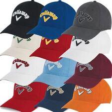 Polyester Golf Visors & Hats