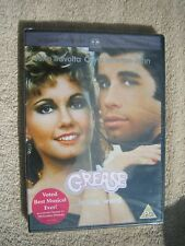 Grease [DVD] Widescreen - John Travolta: Olivia Newton-John New Sealed FREEPOST