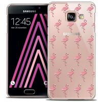 Coque Crystal Pour Samsung Galaxy A3 2016 (A310) Extra Fine Rigide Pattern Les f