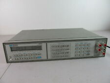 Hp Hewlett Packard Digital Multimeter Bench Dmm Model 3457a Tested Working