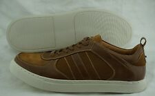 GBX Mens Stayn Sneaker #135484 Brown Manmade Leather Low Oxford  Men Sz11.5M US