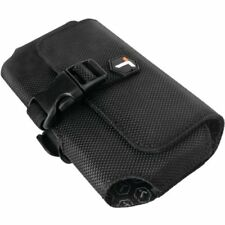 Tough Tested Carrying Case [flap] For Smartphone, Iphone - Black - Nylon