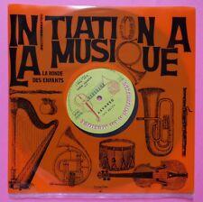 § initiation à la musique E-51 vynile + fascicule : DEBUSSY RAVEL