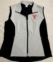 North End Fireball Cinnamon Whiskey Ladies L/G Zip Up Vest