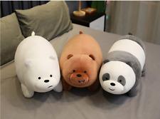 Cartoon We Bare Bears Teddybär Plüschtiere Plüschbären Plüschfigur Toy Spielzeug