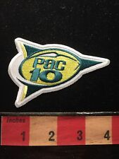 Sports PAC 10 FOOTBALL Patch ~ Athletic Conference 68WO