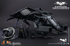 Hot Toys The Dark Knight Rises 1/12 The Bat Deluxe Set Catwoman MISB In Stock