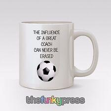Great Coach Football Mug Cup Tea Coffee Gift Slogan