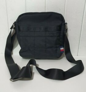 Genuine Tommy Hilfiger mens crossbody bag Xbody bag - Black