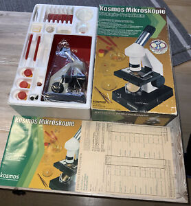 Kosmos Biologie Praktikum, Mikroskop, OVP