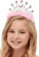 Princess Tiara Girls Fairy Princess Fancy Dress Accessory Elsa New