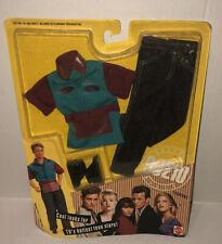 NIP Vintage 1992 BEVERLY HILLS 90210 BRANDON Boy Doll FASHION OUTFIT